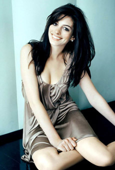 Most Beautiful Woman Anne Hathaway