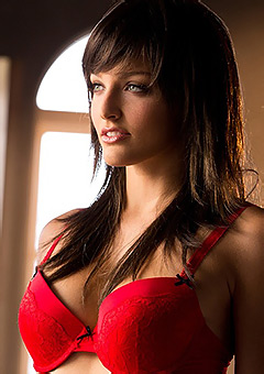 Macy Cartel Red Lingerie